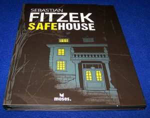 Safehouse - Spielplan-Buch