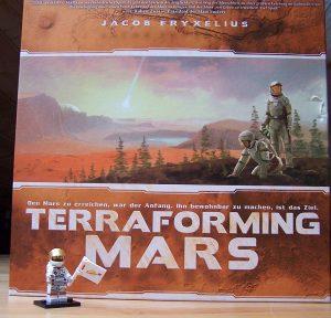 Terraforming Mars - Startspieler
