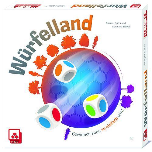 Würfelland - Box
