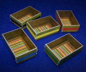 Altiplano - Kisten