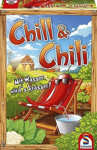 Chill und Chilli - Cover