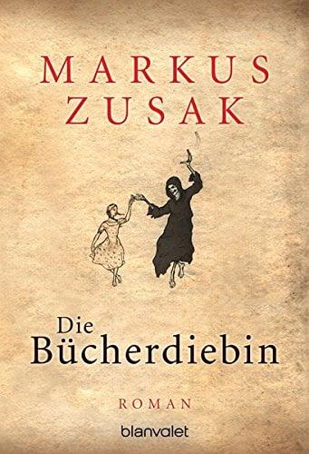 Die Bücherdiebin - Cover