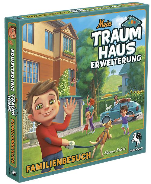Mein Traumhaus - Familienbesuch - Cover