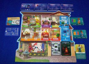 Mein Traumhaus - Familienbesuch - Haustableau