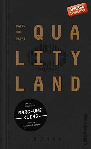 Qualityland - Cover