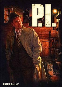 P.I. - Cover