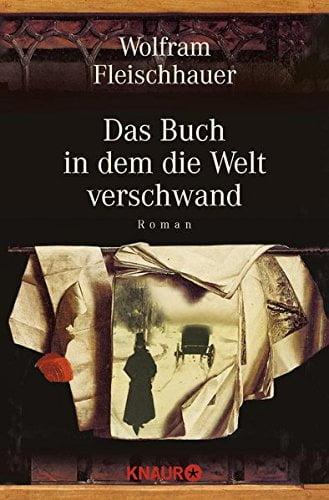 Das Buch in dem die Welt verschwand - Cover