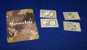 Hanamikoji - Spannung