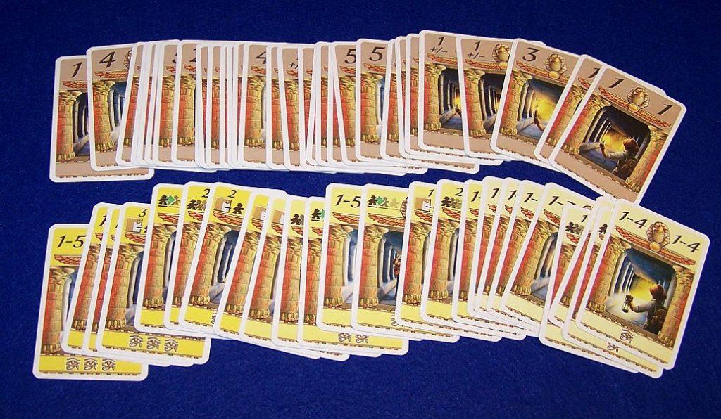 Luxor - Karten