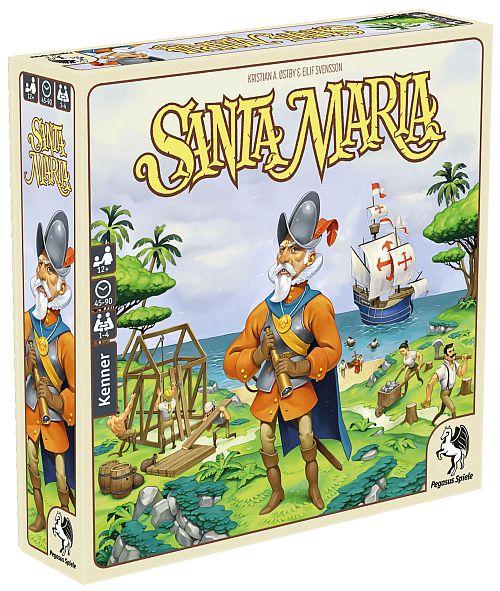 Santa Maria - Box