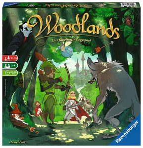 Woodlands - Box