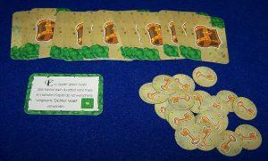 Woodlands - Schatzkarten
