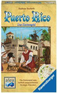 Puerto Rico - Das Kartenspiel - Box