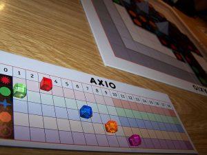 Axio - Wertung
