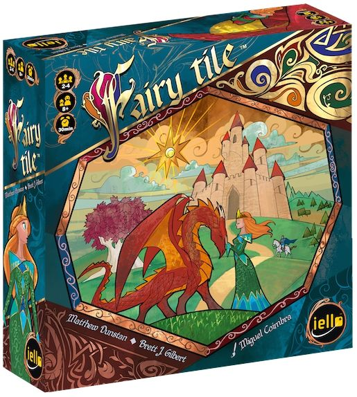 Fairy Tile - Box