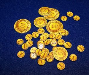 Nusfjord - Münzen
