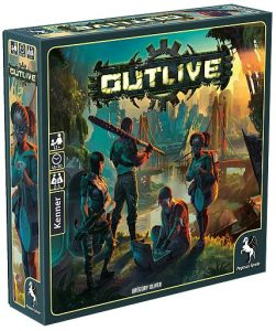Outlive - Box