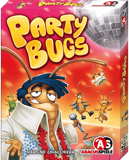 Party Bugs - Box