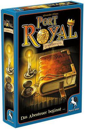 Port Royal - Das Abenteuer beginnt - Box