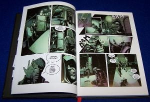 Spiele Comic Noir - Gefangen - Vorgeschichte