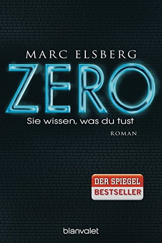 Zero - Cover