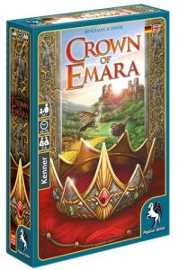 Crown of Emara - Box