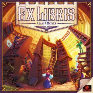 Ex Libris - Cover