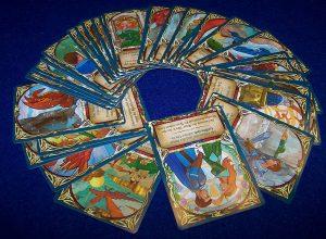 Fairy Tile - Karten