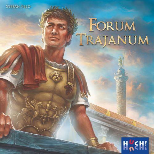 Forum Trajanum - Cover