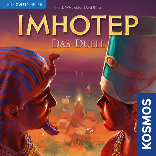 Imhotep - Das Duell - Cover