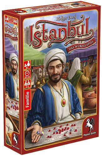 kritisch gespielt: Istanbul - Das Würfelspiel