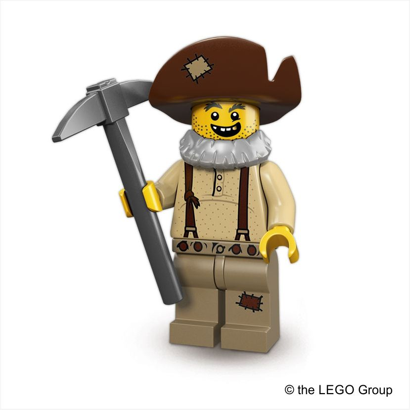 Lego-Goldgräber S12