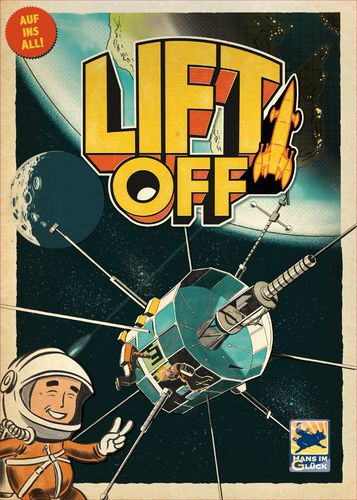 Lift Off - Cover