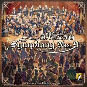 Symphony No 9 - Cover