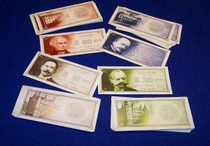 TransAtlantic - Geldscheine