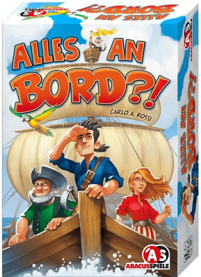 Alles An Bord - Box