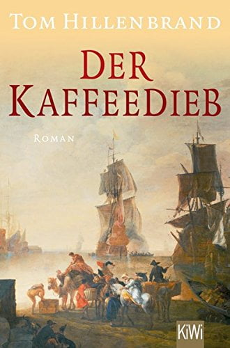 Der Kaffeedieb - Cover