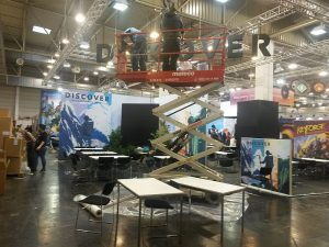 Discover Spiel 2018