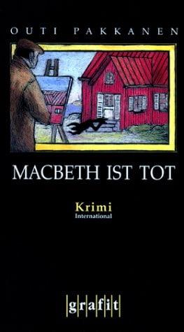 Macbeth ist tot - Cover