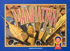 Manhattan - Cover