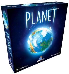 Planet - Box