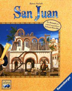 San Juan - Cover