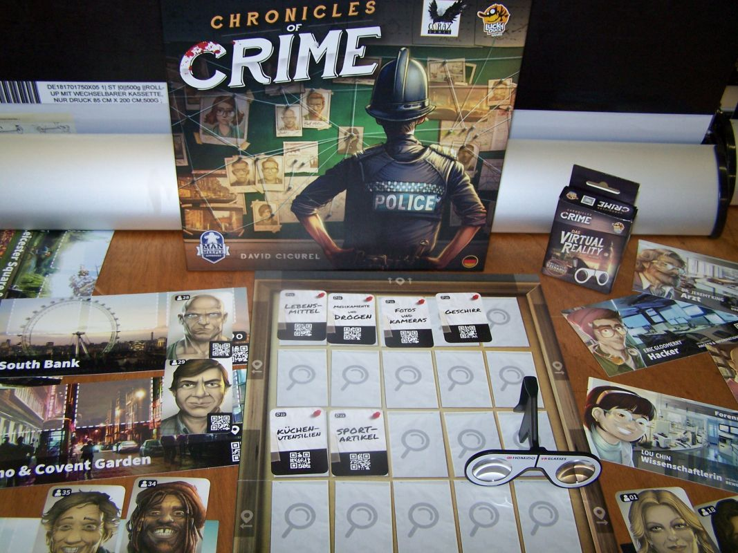Spiel18 - Chronicles Of Crime