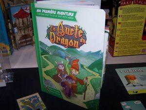 Spiel18 - En Quete du Dragon