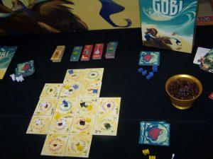 Spiel18 - Gobi