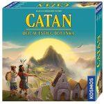 Catan - Aufstieg der Inka - Box