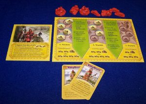 Catan - Aufstieg der Inka - Stammestafel
