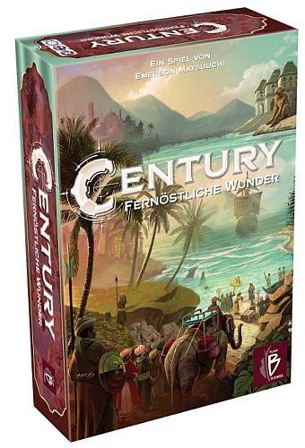 Century - Fernöstliche Wunder - Box