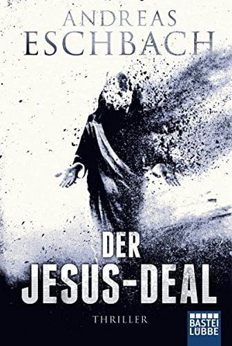 Der Jesus-Deal - Cover