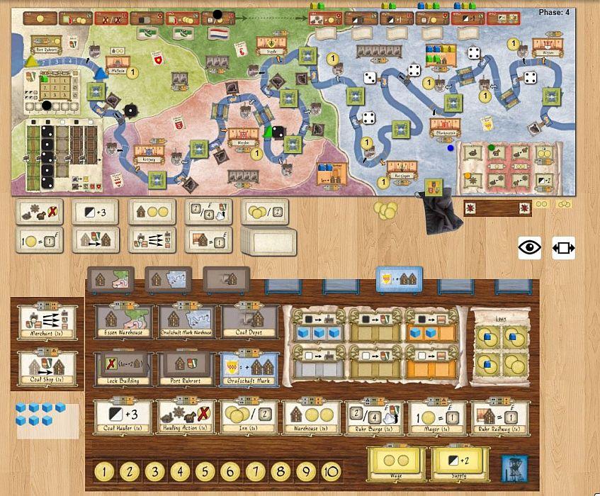 Ruhrschifffahrt - Screenshot